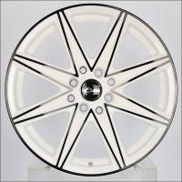 Z3168 16寸汽车改装轮毂适用F3菱帅锋范花冠威驰威姿瑞纳飞度MG3