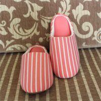 外贸家居拖鞋居 家情侣男女棉拖室内包跟棉鞋地板棉拖鞋可机洗