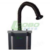 厂家直销 路博-QX激光烟雾净化过滤器 焊烟净化器 工业油烟净化器