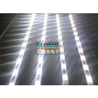 汇隆光电子供应LED广告灯箱背光源 led透镜防水注塑模组 18W大功率灯箱背光源