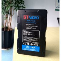 STVideo摄像机锂电池STA-190A 松下摄像机电池 190Wh