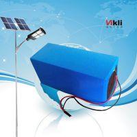 太阳能一体灯锂电池 12V 40AH电池组
