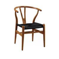 木森家具供应休闲实木休闲椅 y字椅 餐厅椅