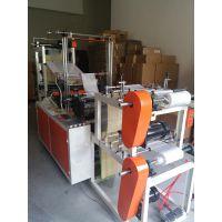 江阴市隆升橡塑机械专业生产充气袋双通道塑料制袋机.