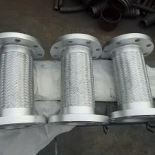 福州电力管道耐腐蚀不锈钢金属软管DN700三层网套编织