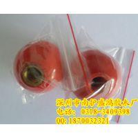 现货供应M10*35  40胶木铜芯黑色手柄球  耐磨胶木红色20手柄球