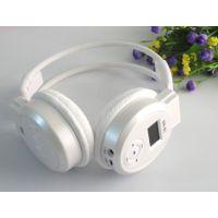 批发 运动型头戴式时尚无线耳机音乐插卡耳麦电脑MP3带FM收音