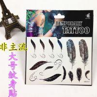 HSC纹身贴纸TATTOO蝴蝶结防水纹身贴 男女图案的纹身贴纸 SGS检测