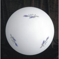 led亚克力吸顶灯 24W 18w圆形灯罩 客厅卧室高档LED吸顶灯罩