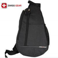 工厂定制瑞士军刀包男女时尚休闲背包单肩斜挎包10寸mini小挎包