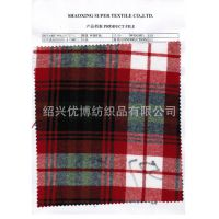 21S全棉色织绒布,优博厂家直销现货供应