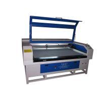 【金豪激光】服装模板机,PC板,PET板激光切割机