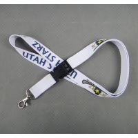 上海展会工作证挂绳工厂专业定做员工胸牌卡挂带 反光手机绳