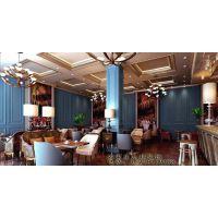 石家庄咖啡厅装修设计休闲与人文风格