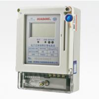 HUABANG厂家爱直销DDSY866 单相智能插卡预付费浇地农田灌溉出租房专用电表