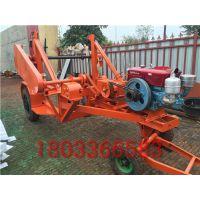 厂家直销 机械式电缆拖车 大吨位电缆拖车验货付款