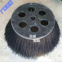工厂直销上海田意电动扫地车盘刷 高耐磨刷丝前扫旋转毛刷盘