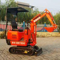 果园苗圃用小型挖掘机超低价销售 山鼎履带式小挖机价格