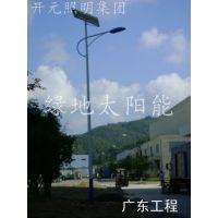 河北唐山张家口6米美丽乡村建设太阳能路灯配置多大合适