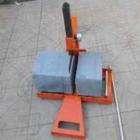 万全空心砖切断机 实心砖切割机手动切砖机厂家批发加气砖切砖机