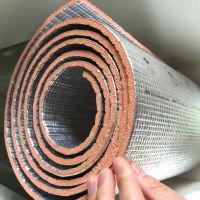 厂家直销 建筑高效防水防潮隔音隔热材料 双面纯铝XPE保温棉