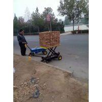小型电动手推车 平板车厂家,电动手推车使用