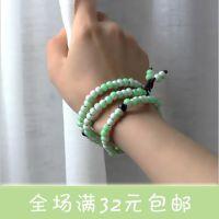 陶瓷手链 佛珠 108珠 景德镇手链批发厂家 简约女式手链wd-703445