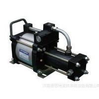 气动高压气体增压泵 可把低压气加压到80MPa