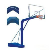 深圳东莞篮球架专卖小圆管可移动纤维篮球架
