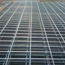 防滑格栅板,平台防滑格栅板价格,钢格板厂家