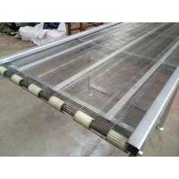 长期供应 不锈钢乙型网带 激光切割乙型网带 304不锈钢网带 槽式给料机