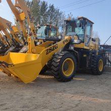 铲粮食的大铲车 装载机 报价 加高4.5米 ,5米装载机 报价