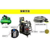 大黄蜂牌98C气动无尘干磨机汽车打磨机油漆腻子工具 36L容量