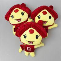 福康玩具厂家定制系列小红人10cm吊饰公仔