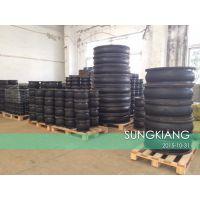 全程水处理器橡胶绕性接头_上海淞江严格检测
