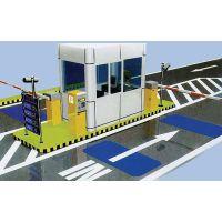 南京安存停车场智能道闸施工与安装