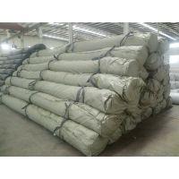 覆膜防水毯绿色环保 渠道防渗钠基膨润土防水毯润泽厂家