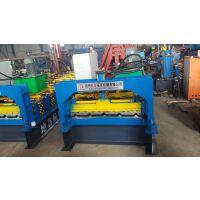 地鑫冷弯机械厂688楼承板机 彩钢瓦设备 机械设备