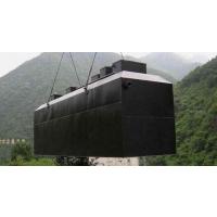 潍坊多级地埋式一体化污水处理设备鲁创