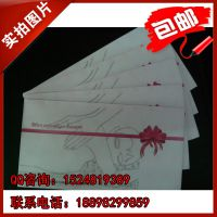 供应彩色信封 空白信封 西式信封 中式信封加工 利是封厂家定做