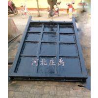 鑫鼎牌 1.5*2米双向止水铸铁闸门耐腐止水效果好