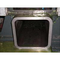 天津Q235B大口径薄壁方矩管@低碳厚壁方通钢管厂家