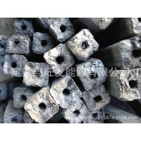 厂家批发  高温机制竹炭 纯竹炭 烧烤炭 备长炭  四角机制炭