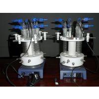 供应西安麒创微型平行高压反应釜(电脑控制平行高压釜)