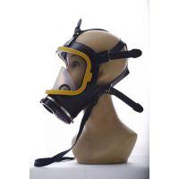 榨油厂硫化氢隔绝防毒面罩 煤焦油化工泄漏报警器