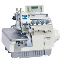 Four Thread Full Automatic Direct Drive Super High Speed Computerized Overlock Sewing Machine (JH-988QZ-4)