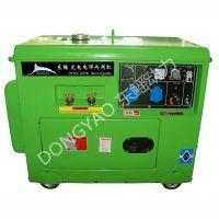 汽油发电电焊机190A 中铁_发电焊机供应 美德工艺