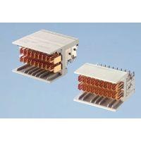 ERNI恩尼E型坚固耐用电镀背板公连接器225006