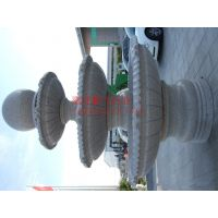 石头喷泉 汉白玉石雕喷泉厂家生产加工