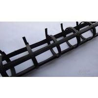 凸结点钢塑土工格栅/钢塑复合土工格栅